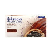 Johnson's Body Care Nourishing Soap with Cocoa Butter