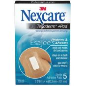 Nexcare Tegaderm+Pad Waterproof Transparent Dressing