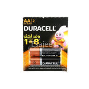 Duracell Original AA Battery Pack - 2 Pieces
