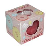 Swizzels Matlow Red Cherry Love Hearts Candle