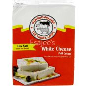 The Three Cows White Cheese Low Salt Full Cream with Vegetable Oil