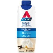 Atkins French Vanilla Protein Rich Shake
