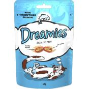 Dreamies Salmon Slaver Cat Food