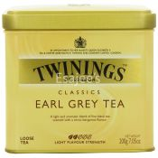Twinings  Earl Grey Tea Tin