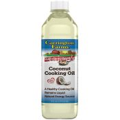 Carrington Farms Coconut Cooking Oil Unflavored