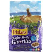 Purina Friskies Cat Food Surfin & Turfin Favorites