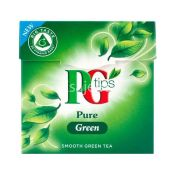 PG Tips  Green Tea Pure Green Tea