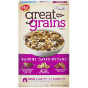 Post Great Grains Cereal Raisins, Dates & Pecans
