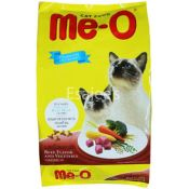 Me-O Beef & Vegetable Adult Cat Food
