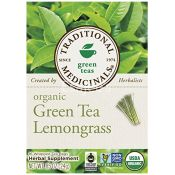 Traditional Medicinals Organic Golden Green Tea