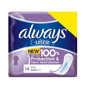 Always Ultra Long Ladies Pads