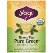 Yogi Teas Pure Green