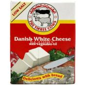 Danish White Cheese