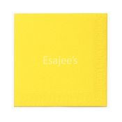 Duni Napkin Brilliant Yellow 40CM 20Pcs
