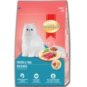 Smart Heart Chicken & Tuna Adult Cat Food
