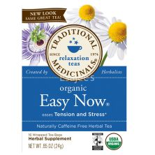 Traditional Medicinals Organic Easy Now Herbal Tea