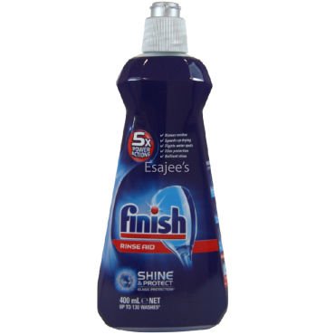 Finish Rinse Aid Shine & Protect Glass Protection