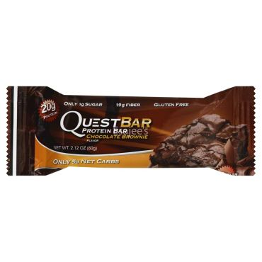 Quest Chocolate Brownie Protein Bars