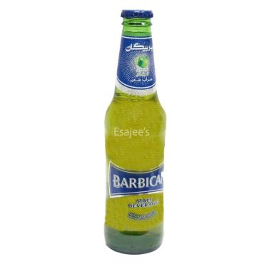 Barbican Soft Drink Apple