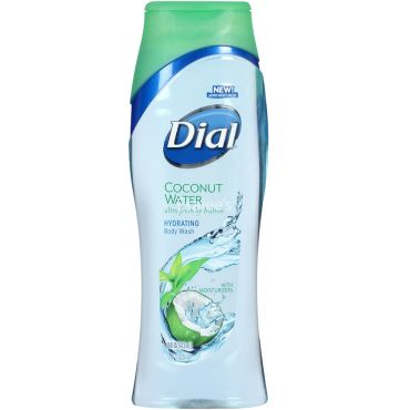 Dial Body Wash Coconut Water & Bamboo Leaf Extract