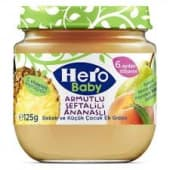 Hero Baby Food Pineapple 125g