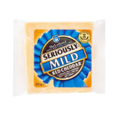Mclelland Seriously Mild Red Cheddar 200 Grams