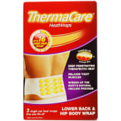 ThermaCare Lower Back & Hip Body Wrap