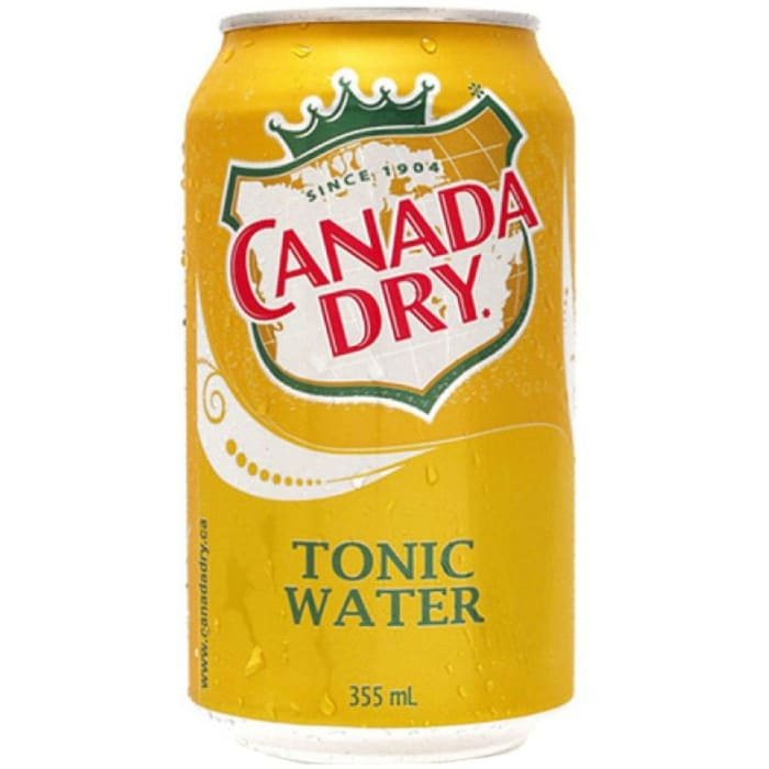 Canada Dry Soft Drink Tonic Water 355ml