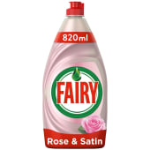 Fairy Liquid Clean & care Rose & Satin 820ml
