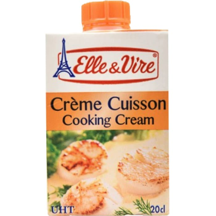 Elle & Vire UHT Cooking Cream