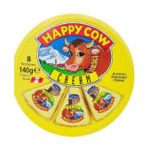 Happy Cow  Cream Portions Cheese
