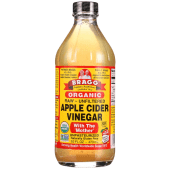 Bragg Organic Raw Apple Cider Vinegar (Imported from USA) 473ml