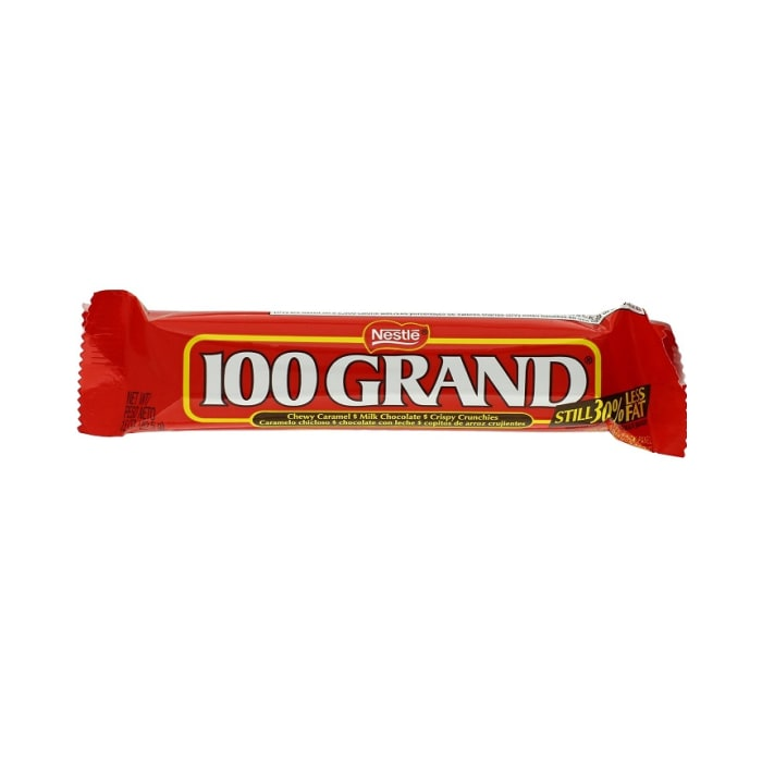 Nestle $100 Grand Candy Bar
