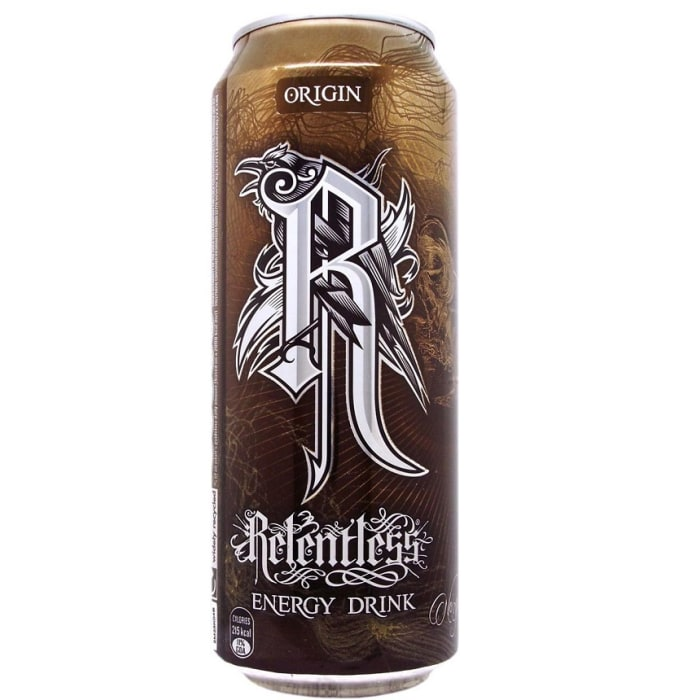 Relentless Origin Energy Drink