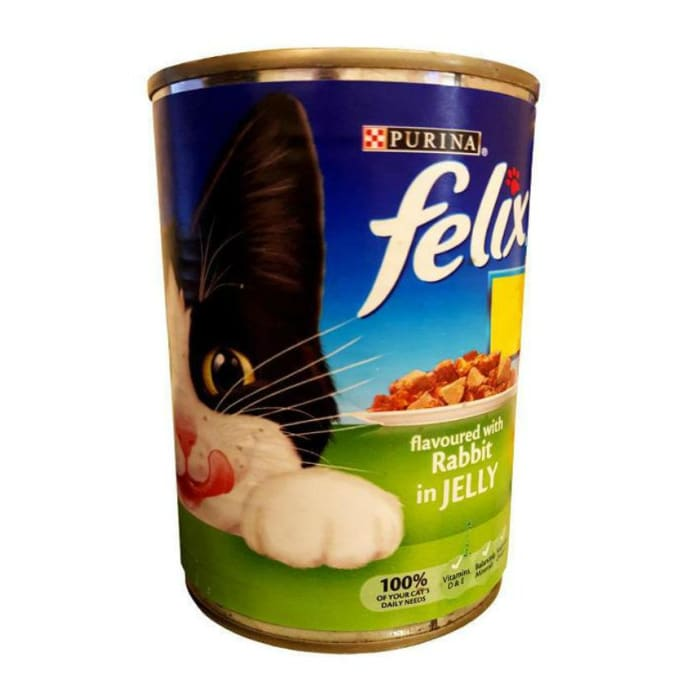 Purina  Felix Rabbit In Jelly
