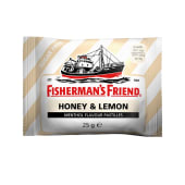 Fisherman's Friend Honey & Lemon Menthol Flavour Pastilles