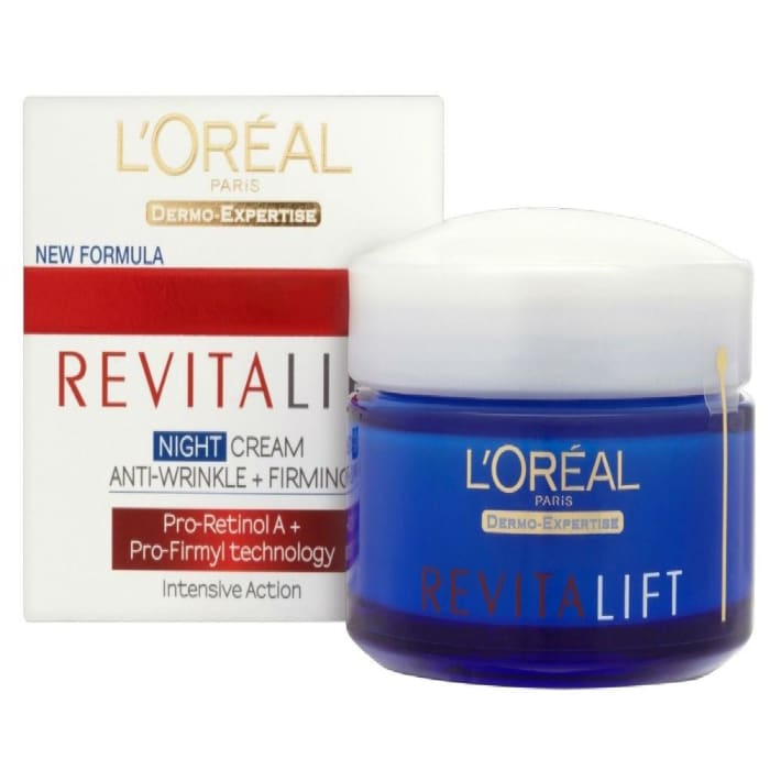 Loreal  Revitalift Night Body Cream