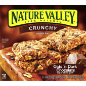 Nature Valley  Oats & Dark Chocolate Crunchy Granola Bars