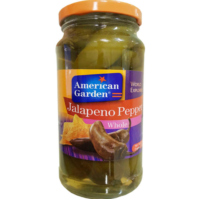 American Garden Whole Jalapeno Pepper