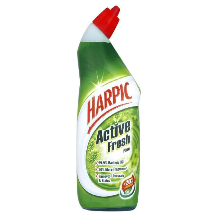 Harpic  Active Gel Fresh Power Mountain Pine