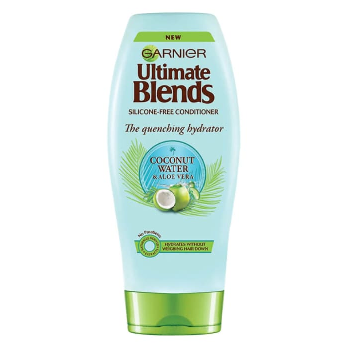 Garnier Ultimate Blends Coconut Water Dry Hair Conditioner