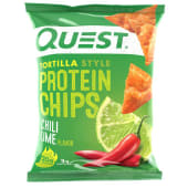 Quest Tortilla Protein Chips Chili Lime 32g