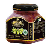 Chatkhaar Green Olive Pickle