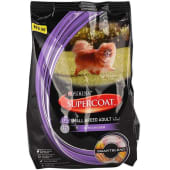 Purina SuperCoat Adult Small Breed With Chicken