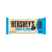Hershey'S Cookies 'N' Creme King Size Chocolate 73g