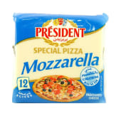 President Mozzarella Cheese