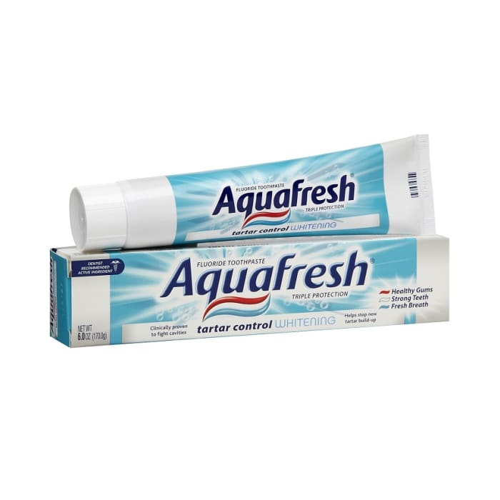 Aquafresh Tooth Paste Tartar Control