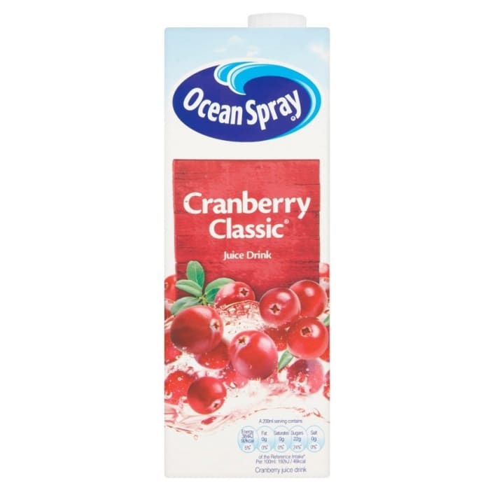 Ocean Spray Juice Cranberry Classic