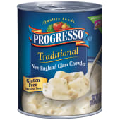 Progresso Soup Traditional New England Clam Chowder