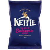 Kettle Sea Salt & Balsamic Vinegar Chips